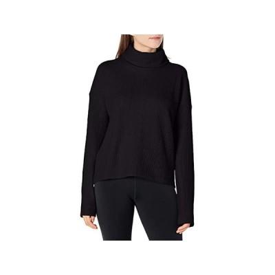 コロンビア Chillin Fleece Pullover レディース セーター Black Thermal