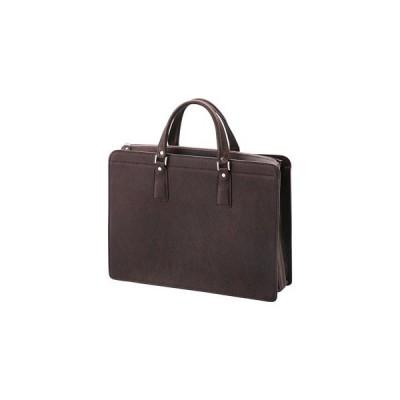 通勤 ビジネス エディ  ビジネスバッグ チョコ 日本製 Eddyメンズバッグ