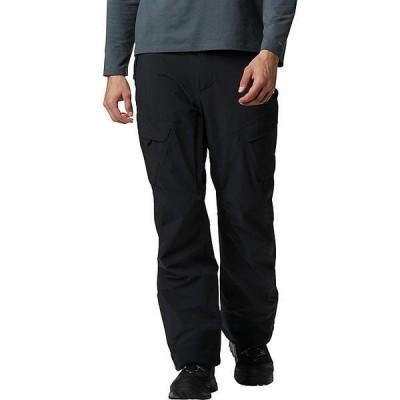【本日限定point最大18倍!!】(取寄)コロンビア メンズ パウダー スタッシュ パンツ Columbia Men's Powder Stash Pant Black 送料無料
