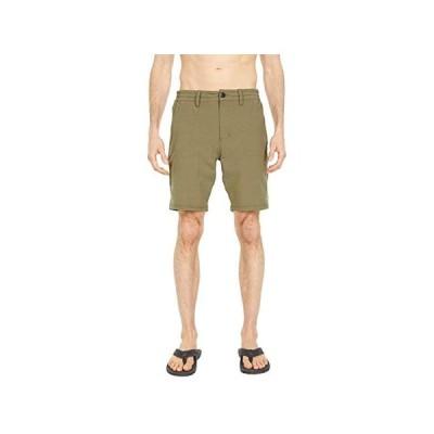 """ボルコム Misunderstood 19"""""""" Shorts メンズ 半ズボン Military"""