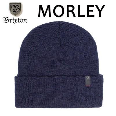 BRIXTON、ブリクストン/2016年FALLモデル/ニット帽・ニットキャップ/MORLEY BEANIE/フリーサイズ/DARK NAVY・ダークネイビー