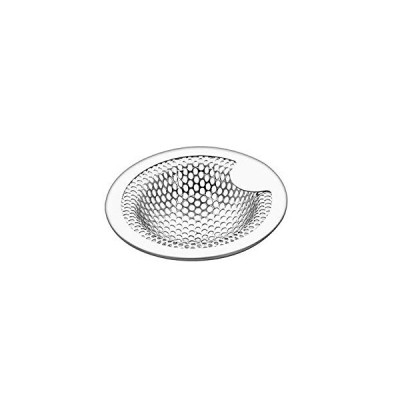 洗面器排水口用 洗面台 パンチング ゴミ受け 18 ? 8ステンレス鋼 排水口サイズ:3.5-4.5cm