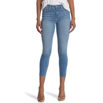 ラジャンス レディース デニムパンツ ボトムス Margo High Rise Ankle Crop Skinny Jeans CAMDEN