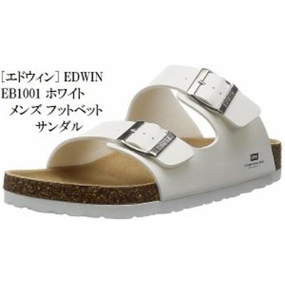 EDWIN  (エドウィン) EB1001 フットベット サンダル  メンズ