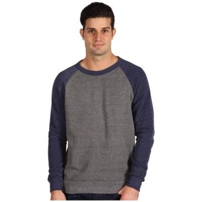 オルタナティヴ メンズ パーカー・スウェット アウター The Champ Colorblock Sweatshirt