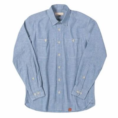 フォックスファイヤーTSベーシスシャンブレーシャツ FXF5212851 メンズ/男性用 シャツ