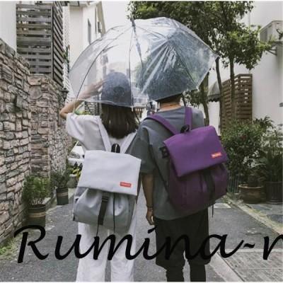 大人気 韓国ファッション/大容量トートバッグ レディース メンズ 旅行 バッグ カップル バッグ 高校生 通学 リュックサック 旅行に便利 若者大人気 原宿 軽量
