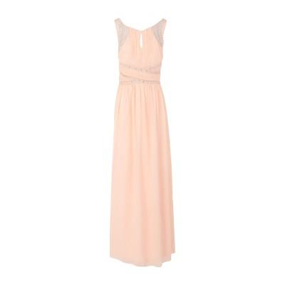 NO SECRETS ロングワンピース&ドレス サーモンピンク 42 ポリエステル 100% ロングワンピース&ドレス