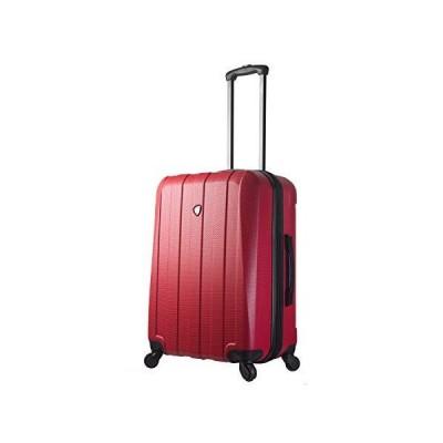 Mia Toro, M1220-24in-REDNL スーツケース, レッド, One Size【並行輸入品】