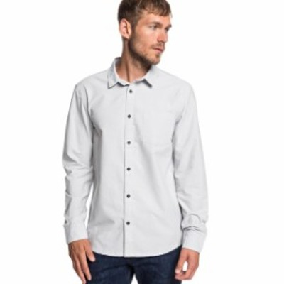 quiksilver クイックシルバー ファッション 男性用ウェア シャツ quiksilver straight-up