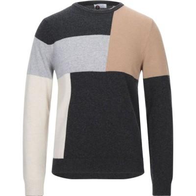 ヘリテイジ HERITAGE メンズ ニット・セーター トップス sweater Camel