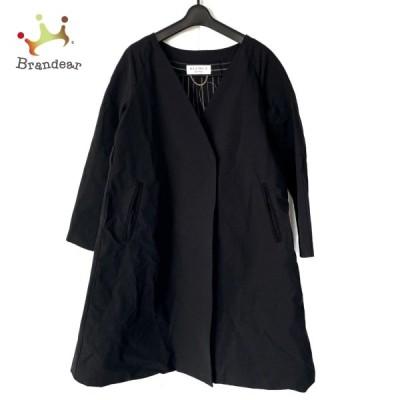 ビアンカ Bianca コート サイズ36 S レディース - 黒 長袖/春/秋 新着 20210403
