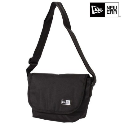NEW ERA ニューエラ SHOULDER BAG M BLK 11556617 ユニセックス ショルダーバッグ HH1 C20