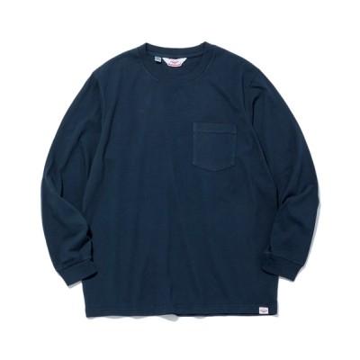 tシャツ Tシャツ 【Battenwear/バテンウェア】米国製長袖ポケットTシャツ/ L/S Pocket Tee