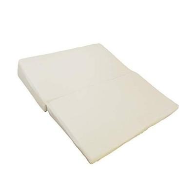 寝具のドリーム 傾斜枕 逆流性食道炎を手助けるする枕 なだらか枕 ウレタンファーム (ワイドサイズ)