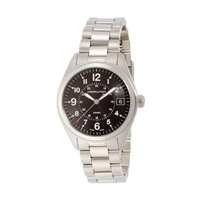 Hamilton Men's Analogue Quartz Watch with Stainless Steel Strap H68551933 並行輸入品