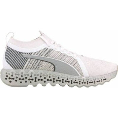 プーマ メンズ スニーカー シューズ PUMA Men's Calibrate Runner Shoes White