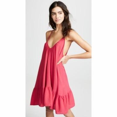 ナインシード 9seed レディース ワンピース ワンピース・ドレス St. Tropez Dress Cherry Red