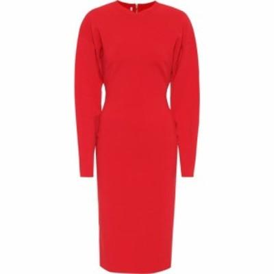 ステラ マッカートニー Stella McCartney レディース ワンピース スウェットワンピ ワンピース・ドレス Sweatshirt dress Lover Red