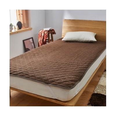 シープ調ボアあたたか敷きパッド(シングル-5人用) 敷きパッド・敷パッド, ベッドパッド, Bed pats(ニッセン、nissen)
