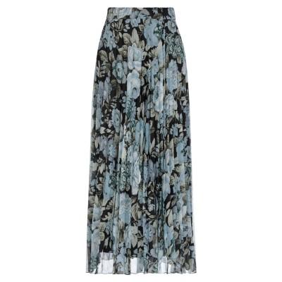 パロッシュ P.A.R.O.S.H. ロングスカート スカイブルー S ポリエステル 100% ロングスカート