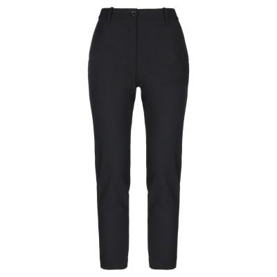 NINE:INTHE:MORNING パンツ ブラック 25 ポリエステル 52% / ウール 43% / ポリウレタン 5% パンツ