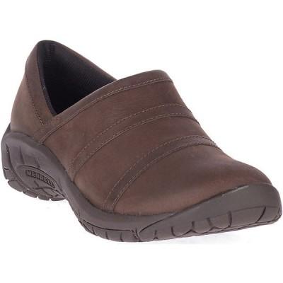 メレル スニーカー レディース シューズ Merrell Women's Encore Moc 4 Leather Shoe Bracken