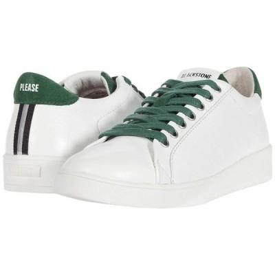 ブラックストーン レディース スニーカー シューズ Low Sneaker Gum Bottom - RL84