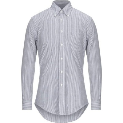 ブルックス ブラザーズ BROOKS BROTHERS メンズ シャツ トップス striped shirt Dark blue