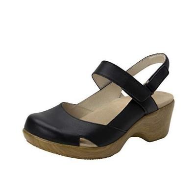 Alegria Tarah Womens Sandal Black 8 M US