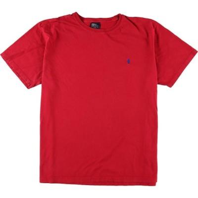 ラルフローレン Ralph Lauren POLO by Ralph Lauren ワンポイントロゴTシャツ メンズL /eaa157163