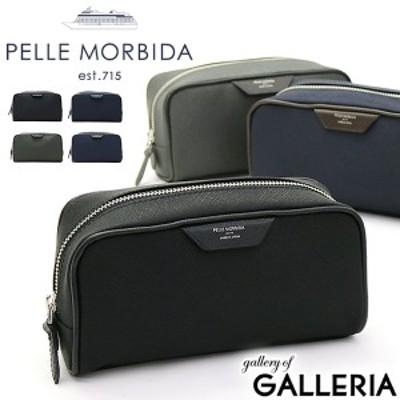 【商品レビューで+5%】PELLE MORBIDA ペッレモルビダ ポーチ Capitano キャピターノ バッグインバッグ 旅行 CA110