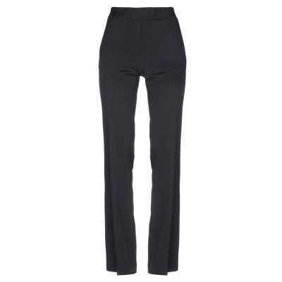 リュー ジョー LIU •JO パンツ ブラック 38 レーヨン 96% / ポリウレタン 4% パンツ