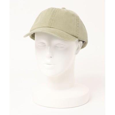 GOOD DEAL / OPTIMUM PIGMENT DYED-CAP WOMEN 帽子 > キャップ