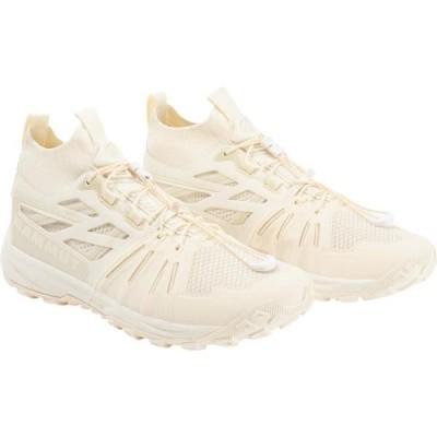 トレッキングシューズ メンズ 登山靴 メンズ 3030-03390 Saentis Knit Low Men SOFT WHITE  (MAT)(QCB02)