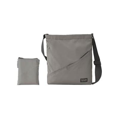 flip&tumble cross body bag グレー (グレー)