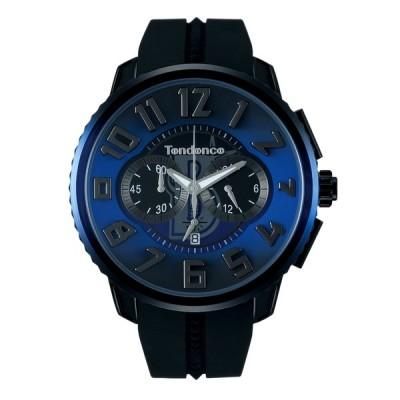 【今ならハンドクリームプレゼント】 テンデンス Tendence TY146106 ディカラー 横浜DeNAベイスターズ コラボレーション第2弾 限定300本 正規品 腕時計