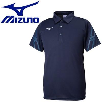 メール便送料無料 ミズノ MCL ポロシャツ メンズ レディース 32MA917614