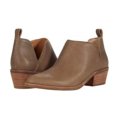 Lucky Brand ラッキーブランド レディース 女性用 シューズ 靴 ブーツ アンクル ショートブーツ Fayth 2 - Fossilized