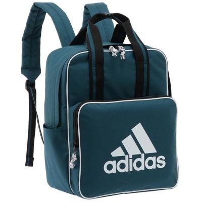 【カバンのセレクション】 アディダス リュック 16L A4ファイル adidas 57585 ユニセックス ブルー フリー Bag&Luggage SELECTION