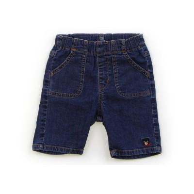 ミキハウス mikiHOUSE ショートパンツ 80サイズ 男の子 子供服 ベビー服 キッズ