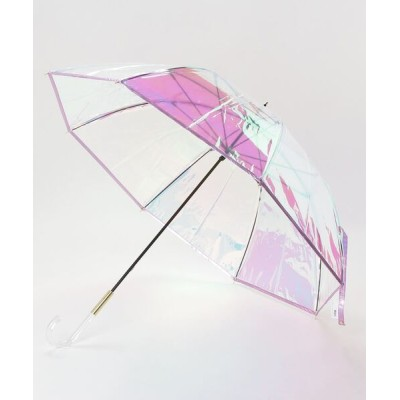 B'2nd / Wpc.(ダブリュー・ピー・シー)雨傘/LONG UMBRELLA/長傘/PIPING AURORA/オーロラ(ピンク) WOMEN ファッション雑貨 > 長傘