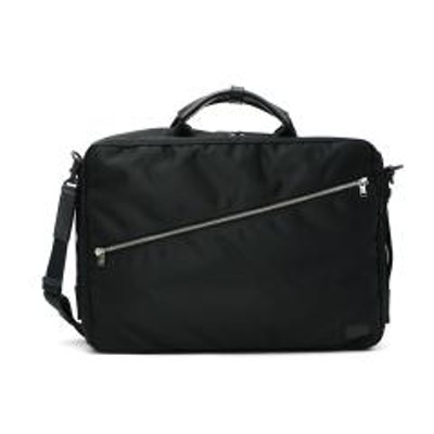 ポーター吉田カバン ポーター ビジネスバッグ ポーター リフト PORTER LIFT ポーター 3WAYブリーフケース (B4対応) ビジネスリュック メンズ ナイロン 822-07561 ブラック(10)
