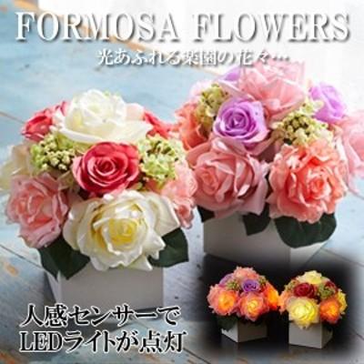 ◎ 母の日 フラワーボックス クラシカルローズ 引越祝 退職祝 出産祝ギフト 花 プレゼント アーティフィシャルフラワー アレンジ 造花