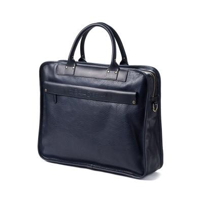 【カバンのセレクション】 フェリージ Felisi ビジネスバッグ メンズ 本革 自立 A4 B4 1772-3-nk-a ユニセックス ブルー フリー Bag&Luggage SELECTION