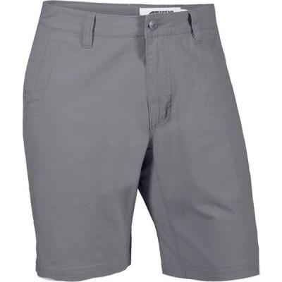 マウンテンカーキス Mountain Khakis メンズ ショートパンツ ボトムス・パンツ All Mountain Utility Slim Fit Short Gunmetal