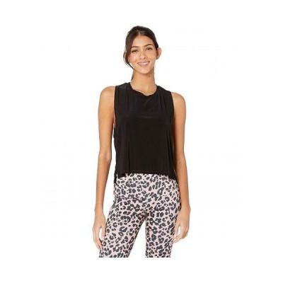 Onzie オンジー レディース 女性用 ファッション アクティブシャツ Tempo Tank - Black