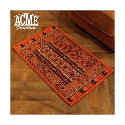 ACME Furniture アクメファニチャー MONTECITO RUG モンテシート ラグ 45x70cm オレンジ