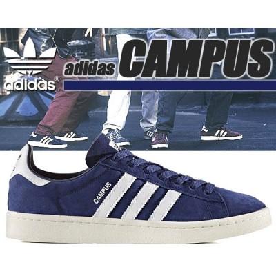 adidas CAMPUS dk blue/ftwwht-cwhtite アディダス オリジナルス キャンパス bz0086 ネイビー ホワイト スニーカー