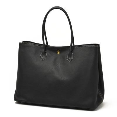 CISEI【チセイ/シセイ】トートバッグ Tote bag 941 LINDOS NERO シボ革 ブラック